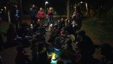אירוע קהילתי: חושך בעיר בחג האור